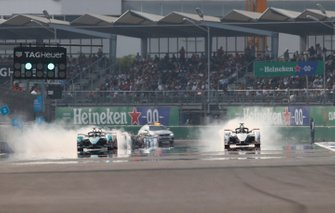 Start der Formel E 2019/20 in Mexico City