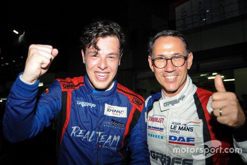David Droux, Eric Trouillet, Norma M30, Graff Racing