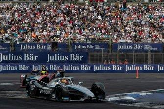 Stoffel Vandoorne, Mercedes Benz EQ, EQ Silver Arrow 01 Oliver Rowland, Nissan e.Dams, Nissan IMO2