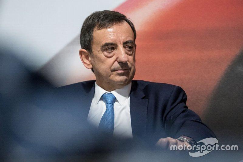 Pierre Fillon, Presidente ACO