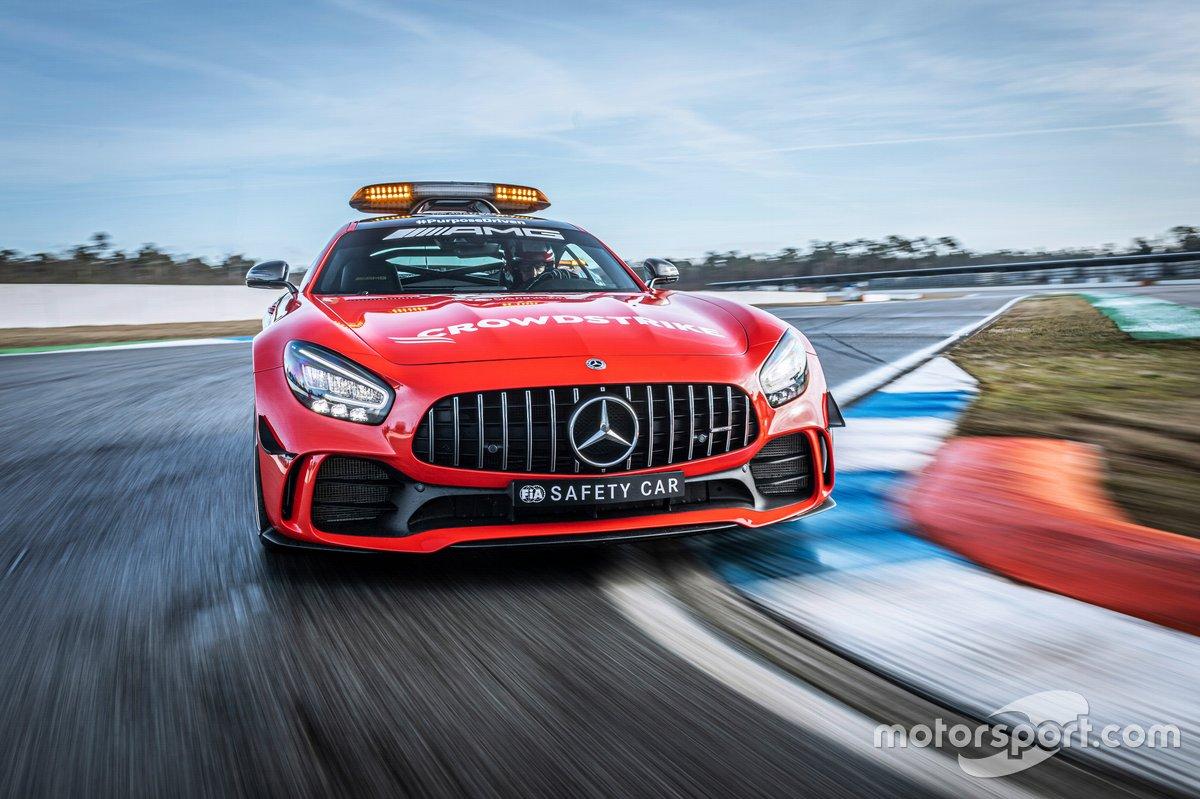 Mercedes-AMG Official FIA F1 Safety Car, Mercedes-AMG GT R