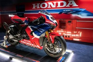 Bike of Leon Haslam, Team HRC