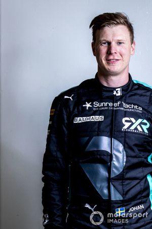 Johan Kristoffersson, Rosberg X Racing