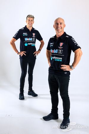 Lee Holdsworth and Chaz Mostert, Walkinshaw Andretti United