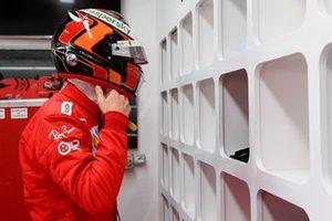 Callum Ilott, Ferrari