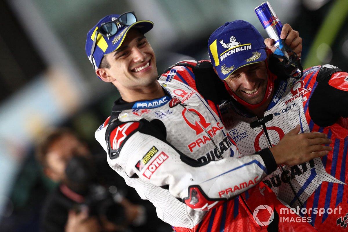 Jorge Martin, Pramac Racing, Johann Zarco, Pramac Racing