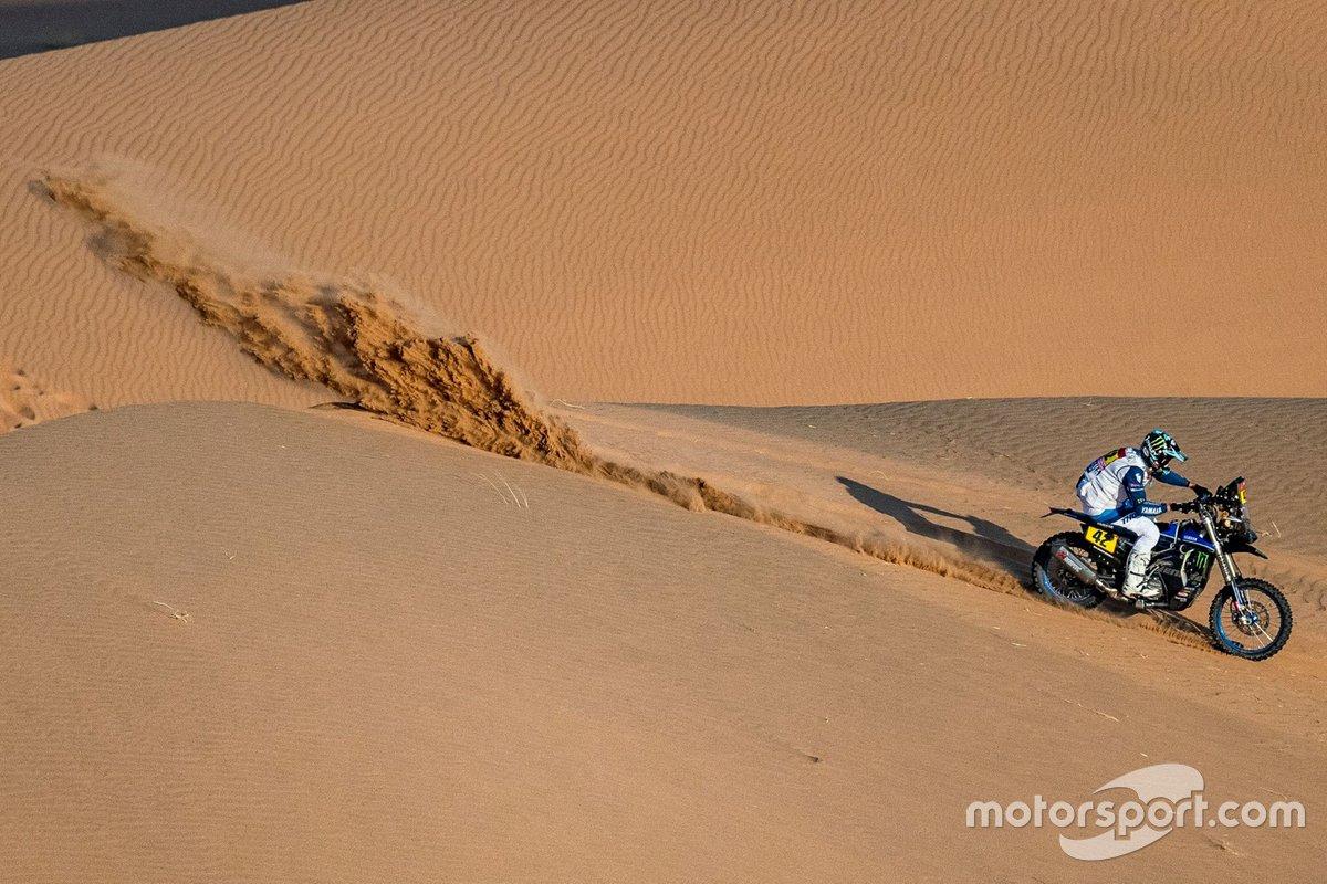 #42 Monster Energy Yamaha Rally Team: Adrien Van Beveren