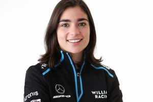 Jamie Chadwick, Williams