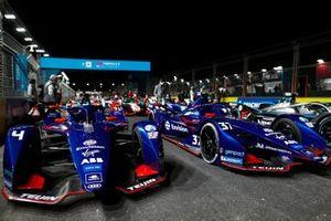 Nick Cassidy, Envision Virgin Racing, Audi e-tron FE07, Robin Frijns, Envision Virgin Racing, Audi e-tron FE07