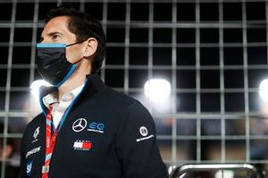 Ian James, Team Principal, Mercedes-Benz EQ