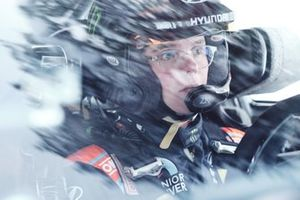 Oliver Solberg, Hyundai 2C Competition