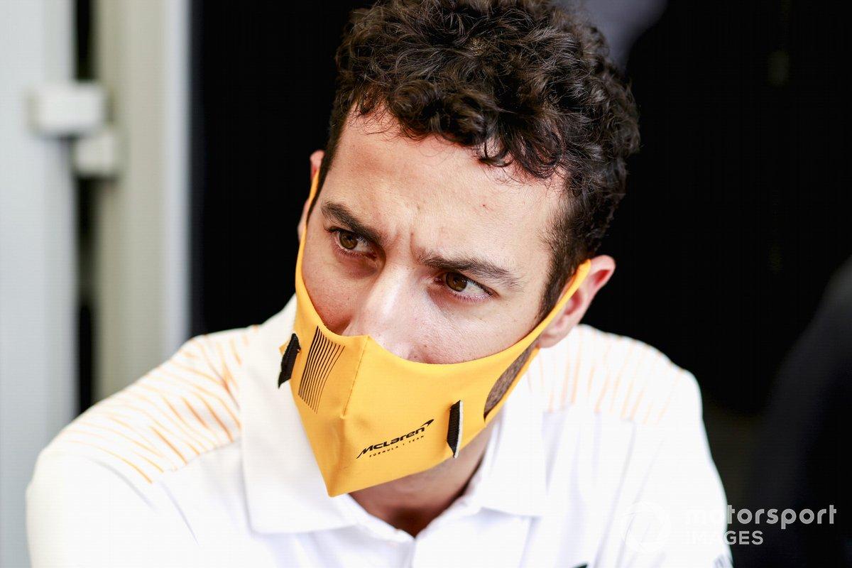 Даниэль Риккардо, McLaren