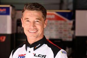Lucio Cecchinello, director del equipo LCR Honda