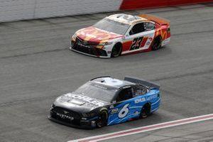 Ryan Newman, Roush Fenway Racing, Ford Mustang Kohler Generators, Bubba Wallace, 23XI Racing, Toyota Camry McDonalds