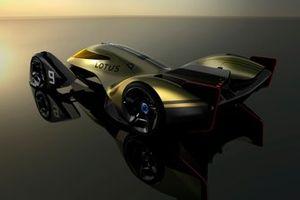 Prototype électrique Lotus 2030