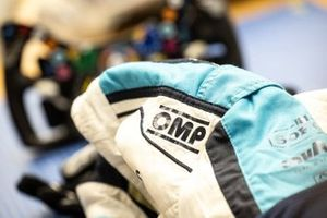 Williams OMP racing suit