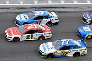Matt DiBenedetto, Wood Brothers Racing, Ford Mustang Motorcraft/Quick Lane Ryan Preece, JTG Daugherty Racing, Chevrolet Camaro Cottonelle Jamie McMurray, Spire Motorsports, Chevrolet Camaro AdventHealth