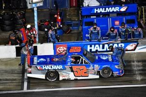 Stewart Friesen, Halmar Friesen Racing, Toyota Tundra Halmar International