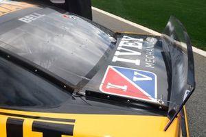 Christopher Bell, Joe Gibbs Racing, Toyota Camry DEWALT