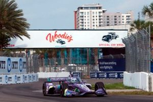 Romain Grosjean, Dale Coyne Racing con Rick Ware Racing Honda