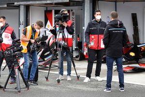 Stoffel Vandoorne, Mercedes-Benz EQ with media