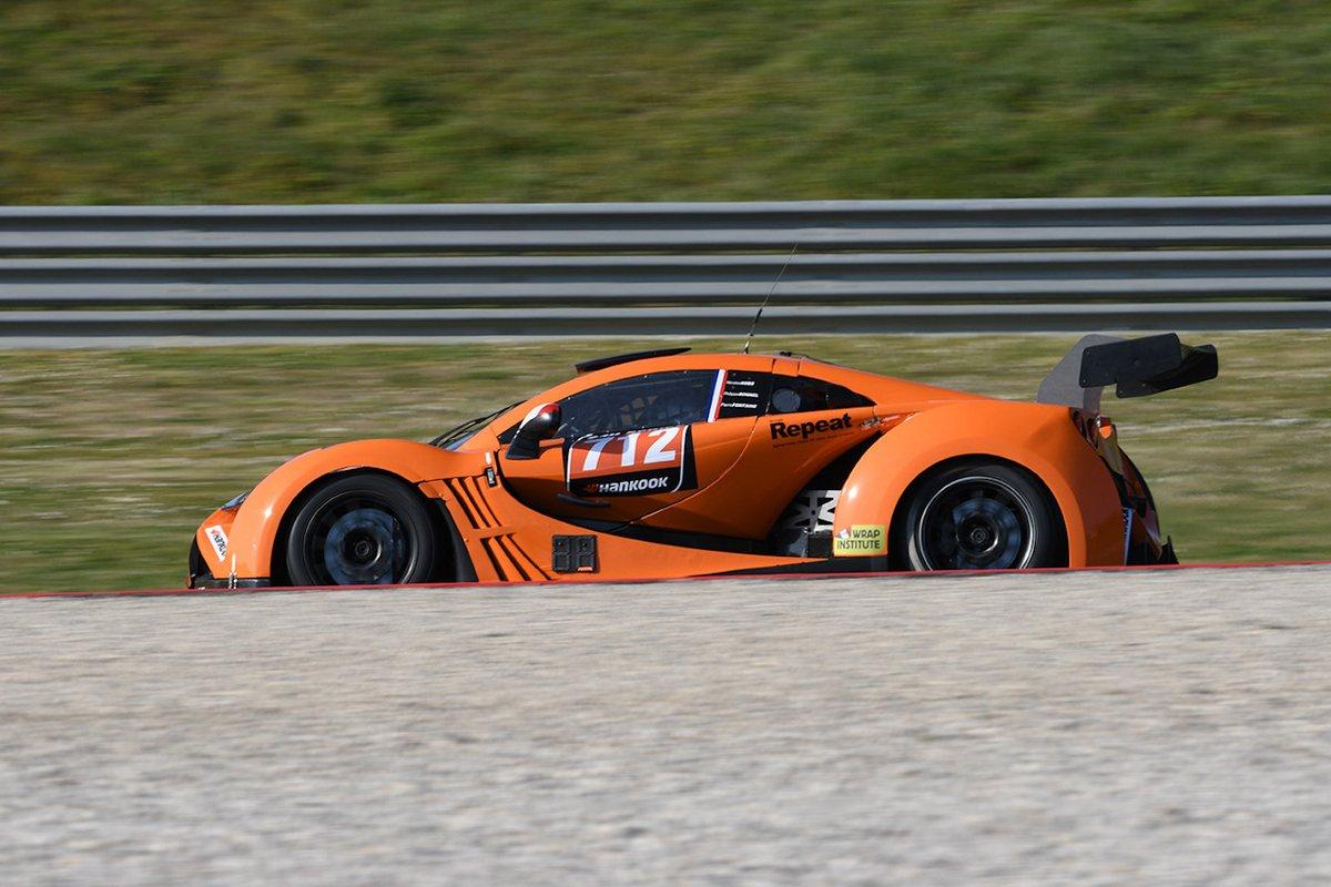 #712 Vortex V8: Pierre Fontaine, Philippe Bonnel, Nicolas Nobs, Vortex 1.0