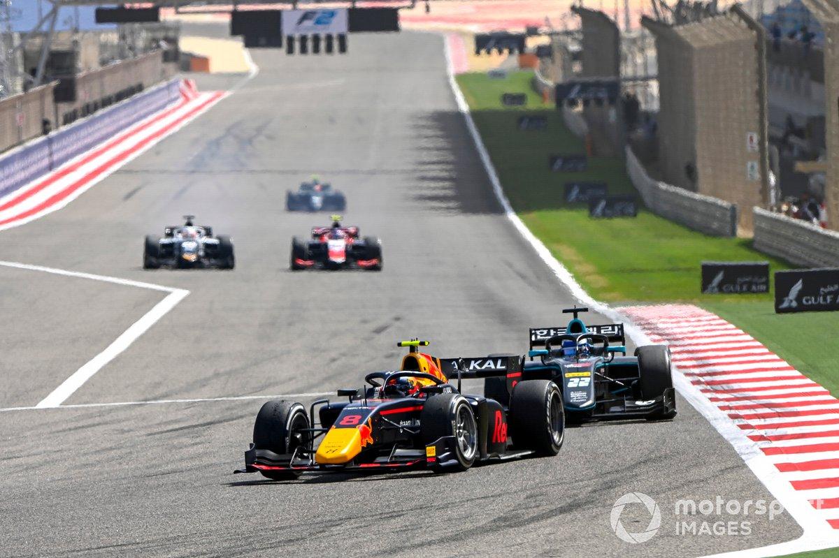 Juri Vips, Hitech Grand Prix y Matteo Nannini, HWA Racelab