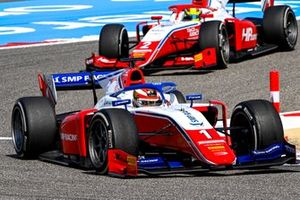 Robert Shwartzman, Prema Racing and Oscar Piastri, Prema Racing