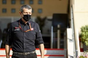 Guenther Steiner, Team Principal, Haas F1 in the paddock