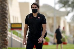 Pietro Fittipaldi, Haas F1 Test and Reserve Driver