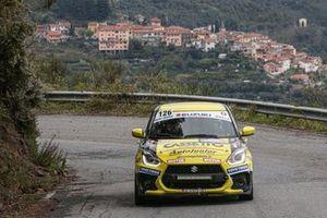 Simone Goldoni, Eric Macori, Emmetre Racing, Suzuki Motorsport, Suzuki Swift Sport Hybrid