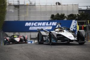 Edoardo Mortara, Venturi Racing, Silver Arrow 02, Oliver Rowland, Nissan e.dams, Nissan IMO2