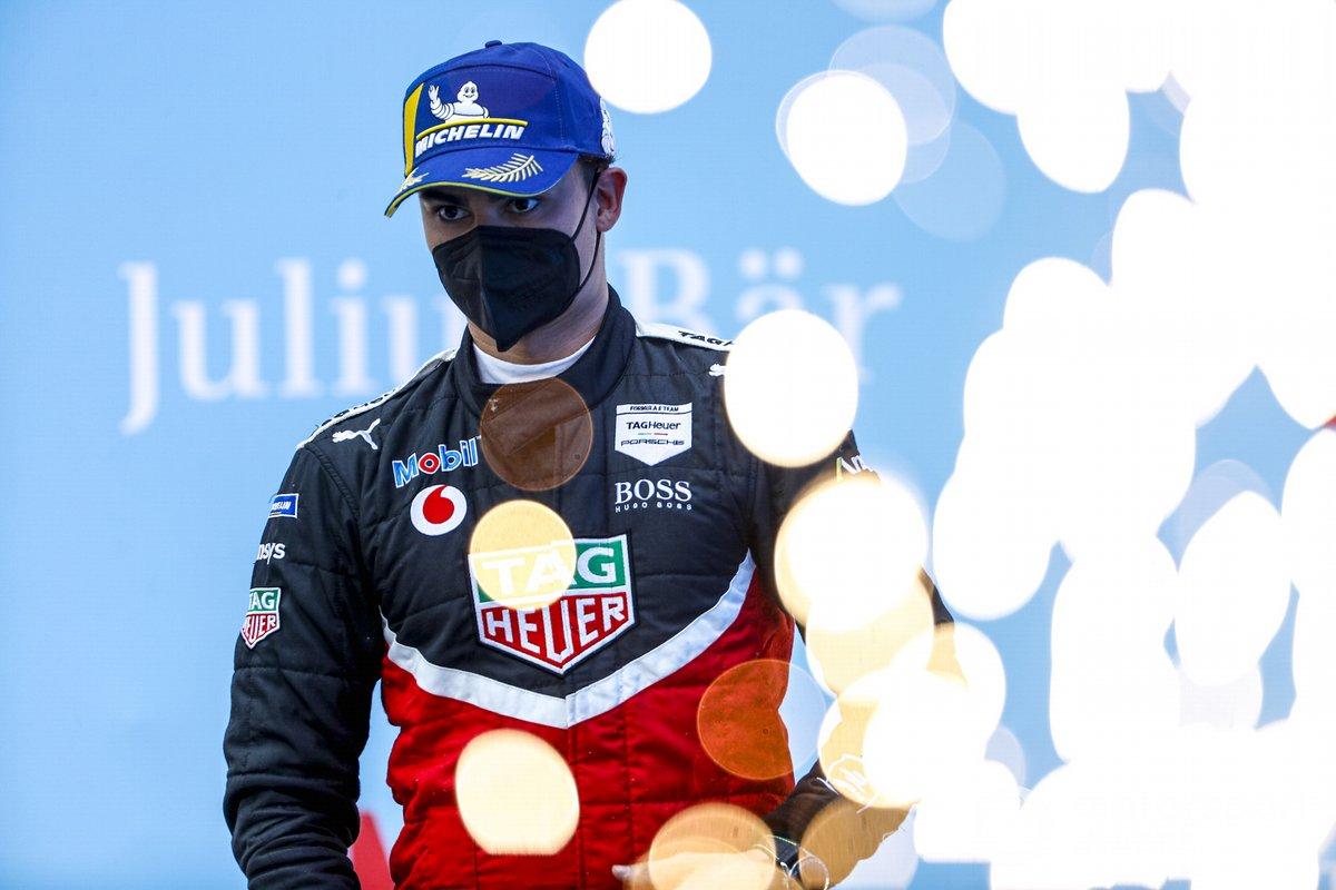 2º Pascal Wehrlein, TAG Heuer Porsche