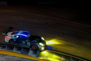 #99 Team Hardpoint EBM Porsche 911 GT3R, GTD : Earl Bamber, Trenton Estep, Rob Ferriol