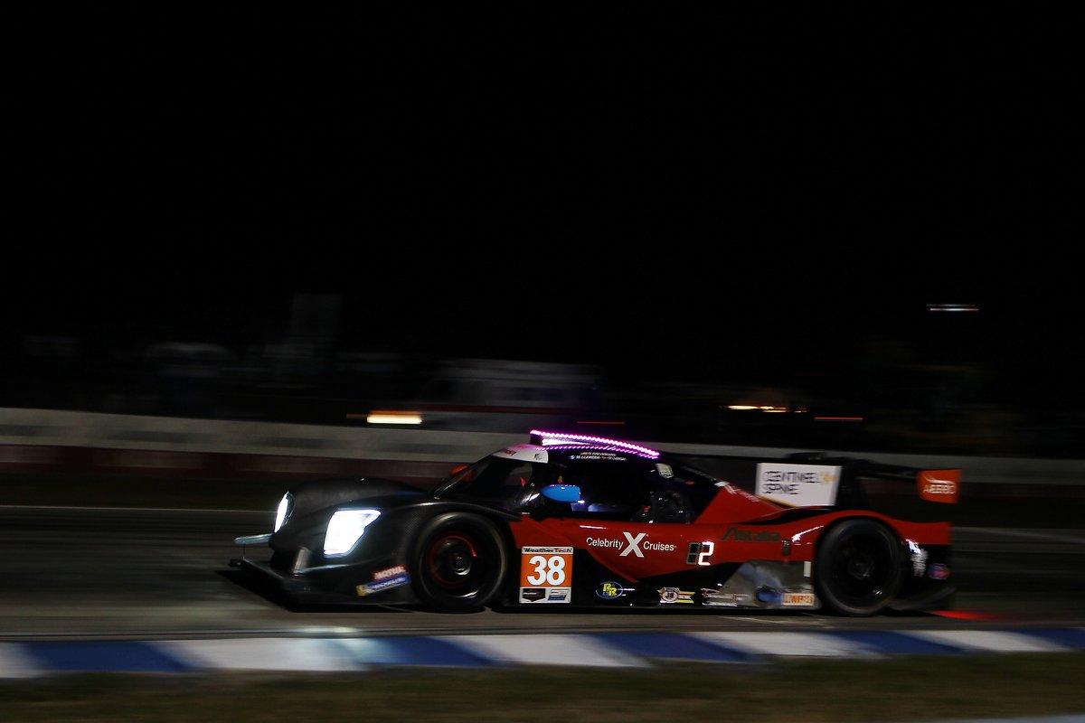 #38 Performance Tech Motorsports Ligier JS P320, LMP3: Mateo LLarena, Rasmus Lindh, Dan Goldburg
