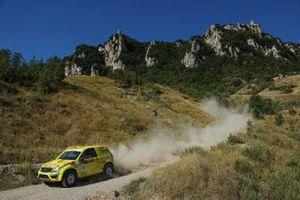 Lorenzo Codecà, Mauro Toffoli, Suzuki Motorsport, Suzuki Grand Vitara 1.6