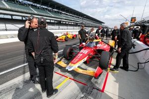 Marco Andretti, Andretti Herta-Haupert with Marco & Curb-Agajanian Honda