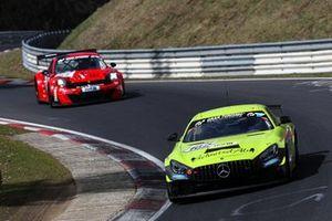#16 Mercedes-AMG Team HRTMercedes-AMG GT3: Adam Christodoulou, Manuel Metzger, Luca Stolz