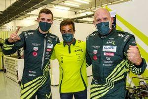 GTE-Am-Polesitter: #98 Aston Martin Racing Aston Martin Vantage: Paul Dalla Lana, Pedro Lamy, Ross Gunn