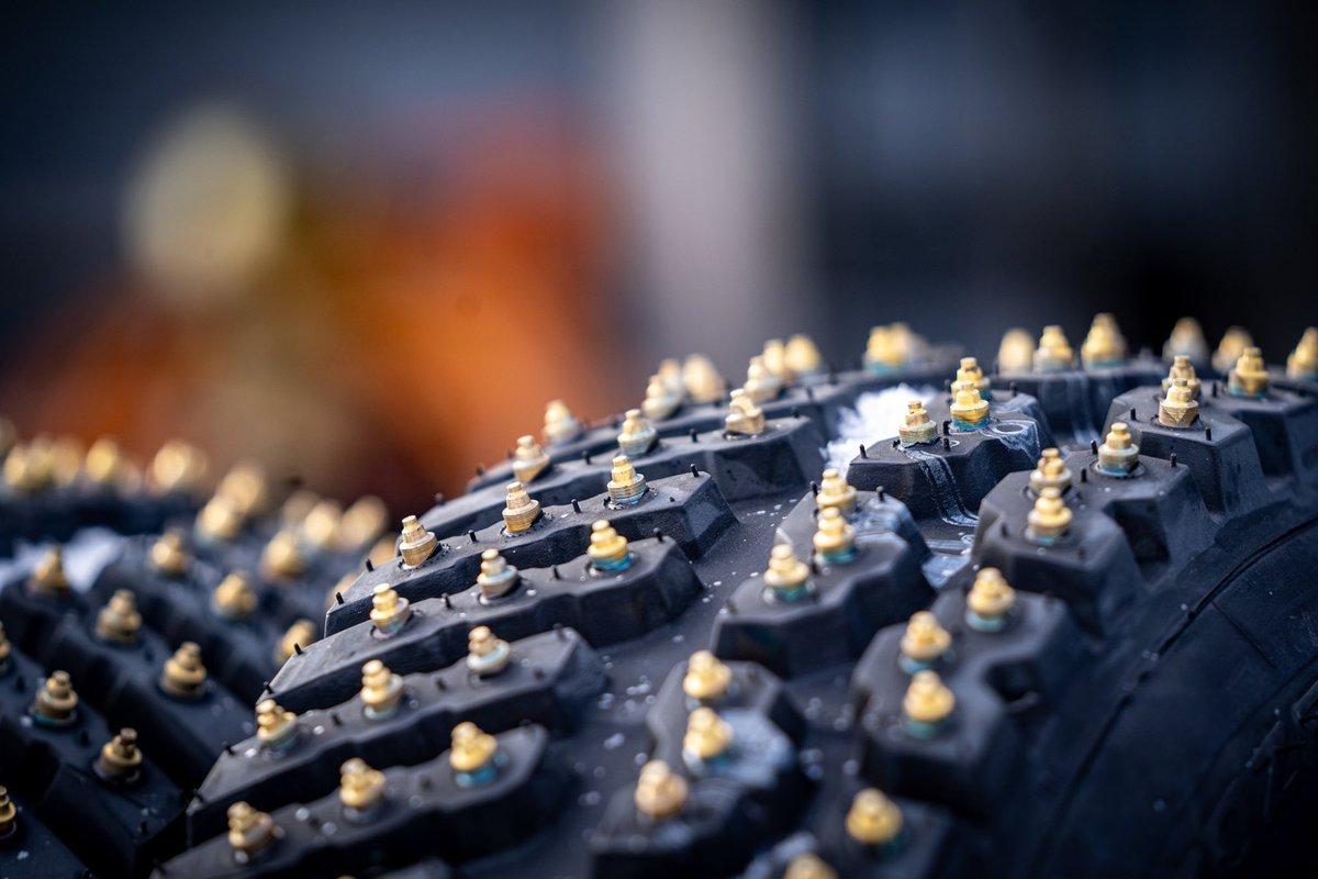 Neumático de Pirelli para el WRC