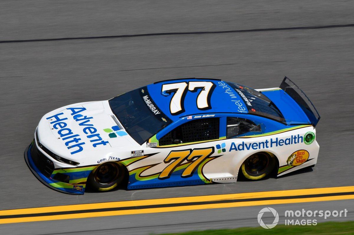 19. Jamie McMurray - Spire Motorsports