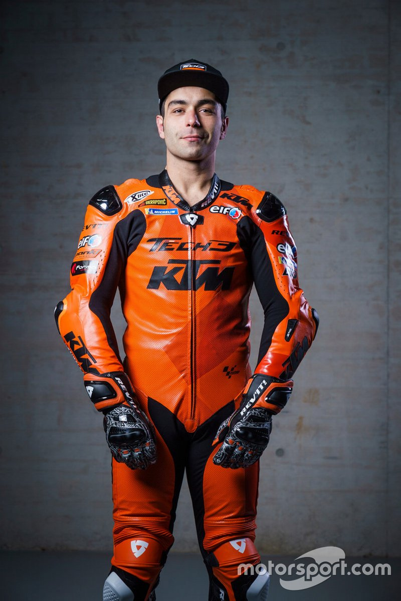 Danilo Petrucci, Red Bull KTM Tech 3