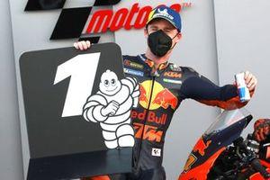 Polesitter Pol Espargaro, Red Bull KTM Factory Racing