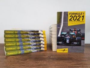 Formule 1 2021 - Seizoen van de herkansing
