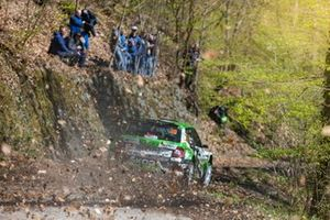 Andreas Mikkelsen, Ola Fløene, Toksport WRT Skoda Fabia Rally2 evo