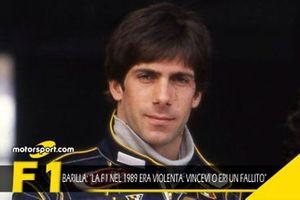 Cover intervista Paolo Barilla