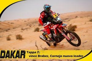 Cover Video Dakar Tappa 7