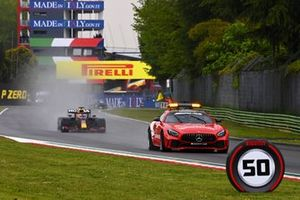 The Safety Car Max Verstappen, Red Bull Racing RB16B