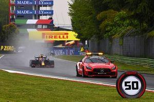 Машина безопасности, Макс Ферстаппен, Red Bull Racing RB16B