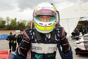 LMP3 Pole sitter, #3 United Autosports Ligier JS P320 - Nissan: Duncan Tappy,